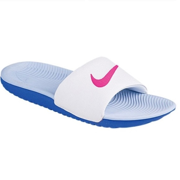 NIKE women's slides size 7